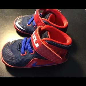 Lebron James The Twelve Baby Nike  Shoes Size 4C